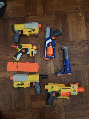 Nerf gun Lot for Sale in NJ, US