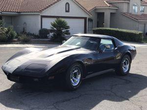 1977 corvette stingray for Sale in Las Vegas, NV