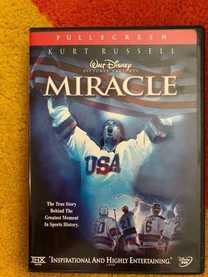 Disney's Miracle 2 disc edition for Sale in Indian Trail, NC