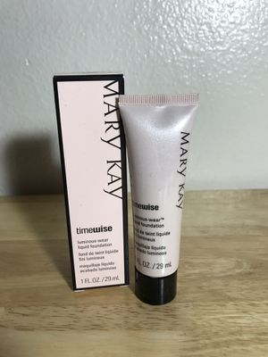 Mary Kay Beige 4 Liquid Foundation Luminous Makeup Cosmetic NIB New Skin Care for Sale in Colorado Springs, CO