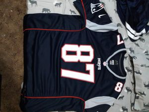 Patriots jersey for Sale in Wasco, CA