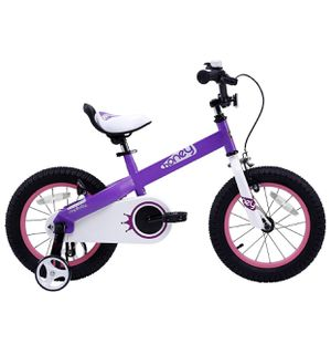 RoyalBaby Honey and Buttons Kids Bike, 12 inches bike for girls- with traing wheels for Sale in Cupertino, CA