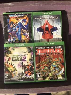 XBOX ONE games for Sale in Torrance, CA