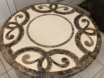 Trebbiano Round Cocktail Table for Sale in Austin,  TX