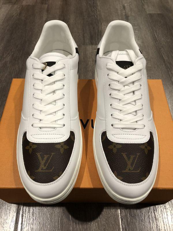 Louis Vuitton Rivoli Sneakers (BRAND NEW)