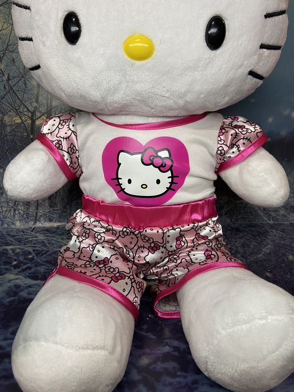 "Build a Bear Sanrio Hello kitty 20"" plush toy doll"