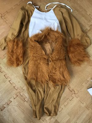 Lion Costume size Small (4-6yrs old) for Sale in Chicago, IL