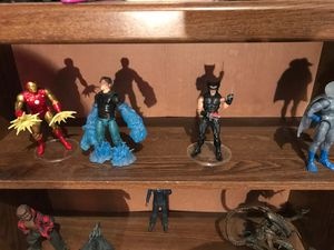 Action figures collectibles for Sale in Midland, TX