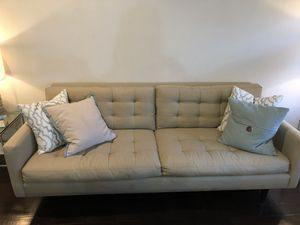 Shenandoah Furniture Couch, Chair and Ottoman for Sale in Alexandria, VA