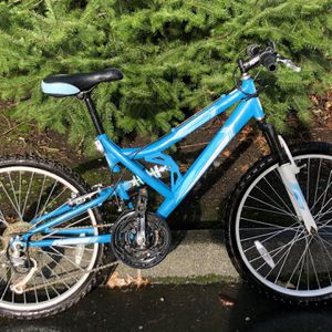 Full Suspension Bike TRAIL RUNNER 24 for Sale in Everett, WA