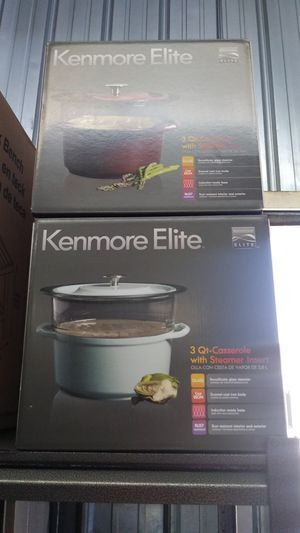 Casserole whit steamer for Sale in Lakewood, CA