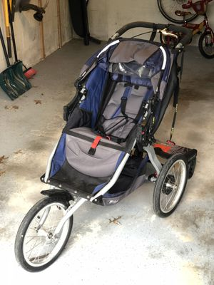 BOB Ironman Jogging Stroller w/ Detachable Buggy Board for Sale in Rockville, MD