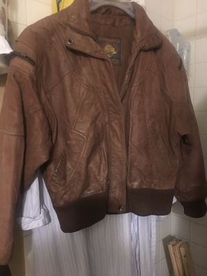 Cowboys small leather jacket for Sale in Arlington, TX