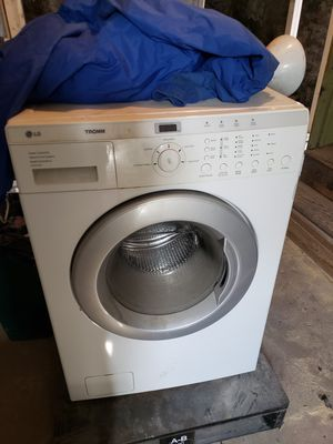 Whirlpool dryer & lg washer for Sale in Fall River, MA