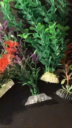 Fish tank decorations for Sale in Winchester,  CA