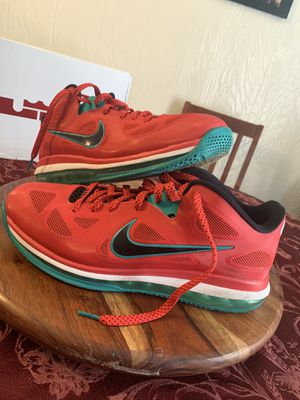 "Lebron 9 ""Liverpool"" for Sale in Perrysburg, OH"