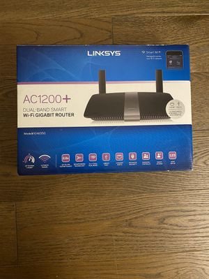 Linksys AC1200+ Modem & Router for Sale in Jersey City, NJ