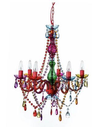 Lamp/Chandelier/girls room/living room /walk-in closet for Sale in Kissimmee, FL