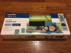 Yoga Mat Set - Brand New for Sale in Knoxville, TN
