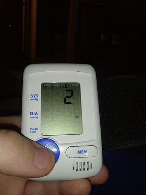 Bloodpressure monitor for Sale in Fort Worth, TX