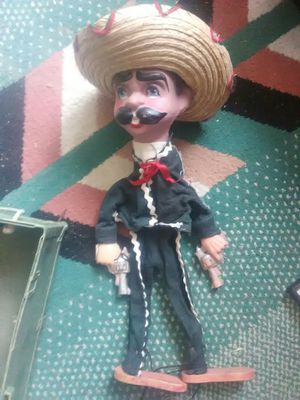 Antique doll string puppet for Sale in Arvada, CO
