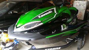 2018 Kawasaki ultra 310 Lx for Sale in Chicago, IL