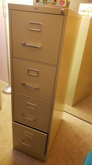 4 drawer filing cabinet by Hirsh. for Sale in Santa Clarita, CA