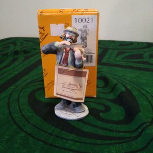 Playing Violin - Emmett Kelly for Sale in East Hampton, CT