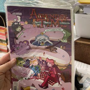 Adventure Time Comic for Sale in Moreno Valley, CA