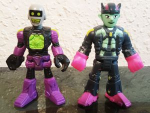 Imaginext Collectible Figures Series 4 & 7 for Sale in Oklahoma City, OK