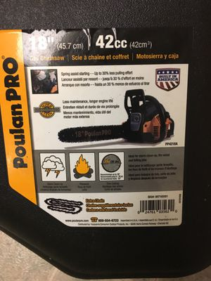 Chainsaw for Sale in Lake Alfred, FL