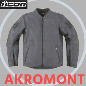 Icon motorcycle jacket new armored back and arms for Sale in San Diego, CA