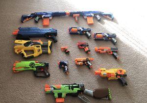 Nerf Guns for Sale in Roseville, MN