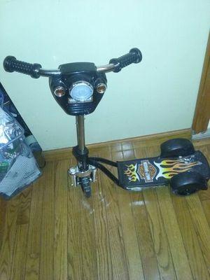Official Motorcycle harley Davidson kids scooter for Sale in Elizabeth, NJ
