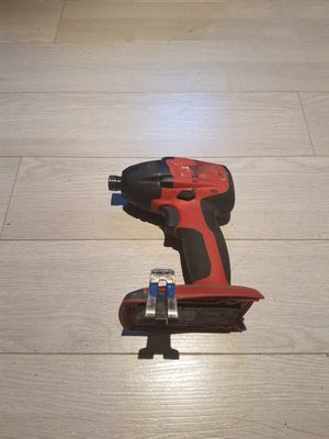 HILTI SID 18-A BRUSHLESS IMPACT DRIVER for Sale in Woodbridge, VA