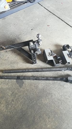 Receiver and tow bars for Sale in Hoquiam, WA