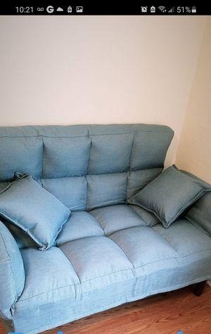 Love seat futon for Sale in E ATLANTC BCH, NY
