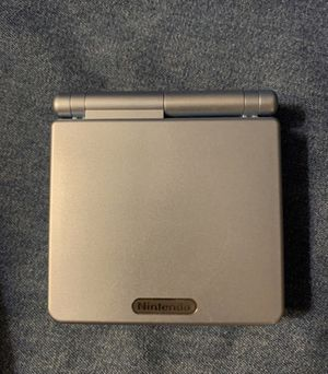 Nintendo gameboy Advance AGS 101 with games for Sale in Naperville, IL