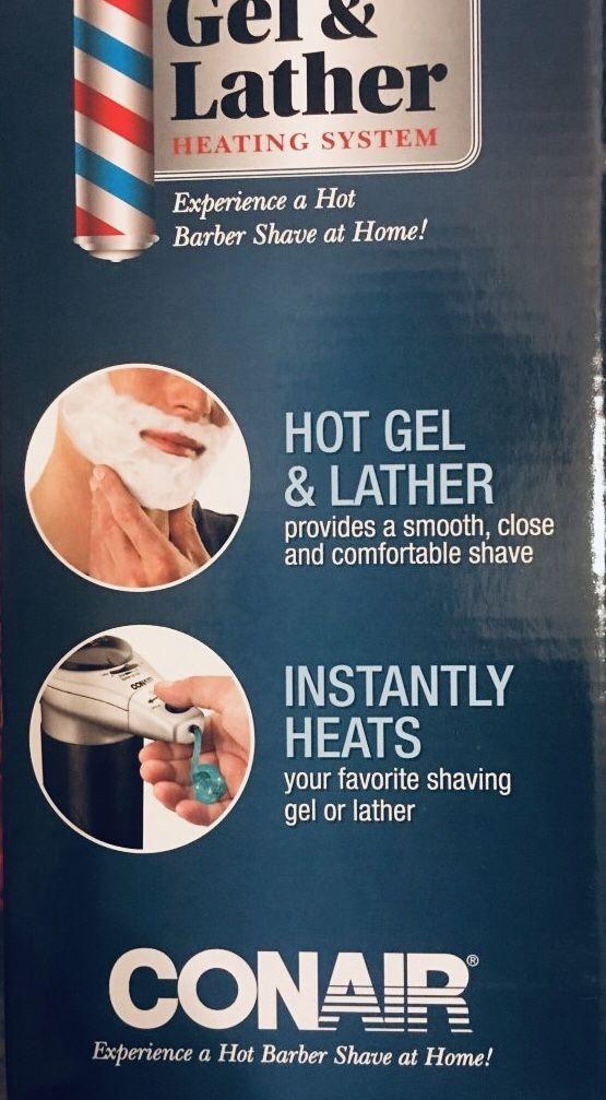 COMAIR Instant Heat Foam/Gel Dispenser