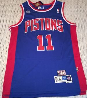 Isiah Thomas Pistons basketball jersey brand new large$30 for Sale in Forest Park, IL