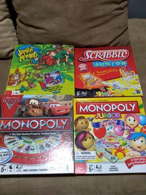 Kids games for Sale in Ashburn, VA