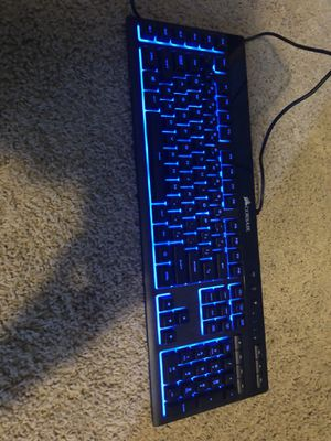 Corsair k55 keyboard for Sale in TIMBERCRK CYN, TX