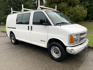 2002 Chevy express one owner for Sale in Shoreline, WA