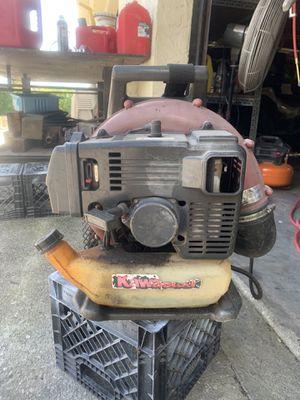 TK65 Kawasaki backpack blower for Sale in Miami, FL