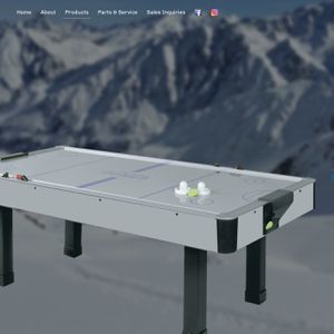 Valley Dynamo Arctic Wind Air Hockey Table TAYIC SEALED NEW for Sale in Los Angeles, CA