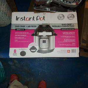 instant pot duo for Sale in Dixmoor, IL