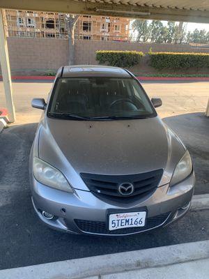 2006 Mazda 3 hatchback for Sale in San Bernardino, CA