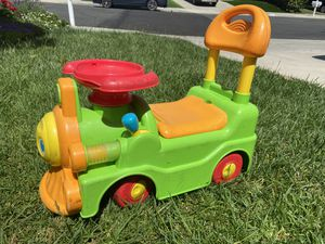 Ride On Push Toy Train for new walkers for Sale in Carlsbad, CA