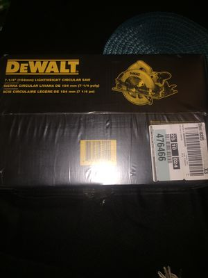 Dewalt Ridgid for Sale in Boynton Beach, FL