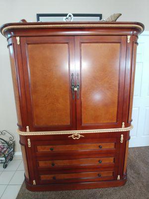 Vintage Armoire Unit for Sale in Elk Grove, CA